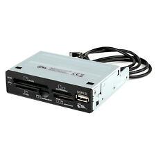"CSL 3,5"" Multi Cardreader USB 2.0 - Interner All in One Kartenleser Micro SD uvm"