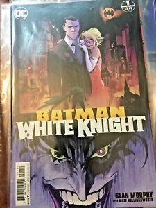 Batman White knight #1 - Cover A - DC Comics
