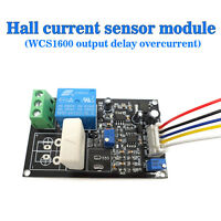 Output Delay DC Current Detection Module WCS1600 Series Hall Overcurrent