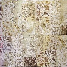 Rice paper -Old Laces- for Decoupage Scrapbooking Sheet