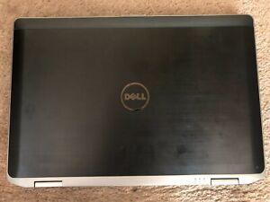 """Dell Latitude E6430 Laptop 14"""" 4GB 160GB HDD i7-3740QM Webcam"""