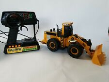 New Bright Caterpillar Front Loader Remote Control 992C Vintage 1990s Plastic