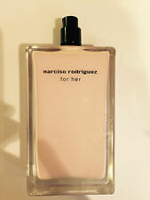 Narciso Rodriguez For Her EDP Spray 3.3oz/100ml  Unboxed Tster No Lid