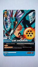Carte Dragon ball Z Chi Shinron DB-536