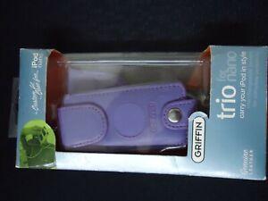 Griffin TRIO for Apple iPod Nano Case Cover Protector -New