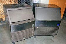 Lot of (2) Manitowoc Ice Machines Model Qd0212A/ Qd0272A-Need Maintenance/Repair