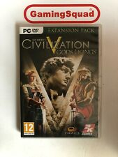 Sid Meier's Civilization V Gods & Kings PC, Supplied by Gaming Squad