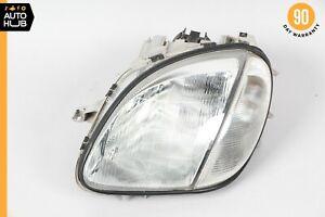 97-04 Mercedes SLK320 SLK230 Left Driver Side Headlight Lamp Halogen OEM 40k