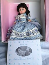 Beth 8'' Madame Alexander Doll from Little Women Series #28160 New NRFB