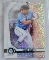 2020 Bowman Sterling Speckle Refractor Jarred Kelenic /99