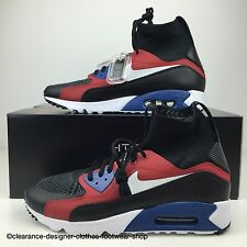 HTM NIKE MAX 90 ULTRA SUPERFLY AIR Trainers Mens HTM MAX TINKER Zapatos UK 10 DAY