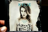 Kylie Minogue - Let's Get To It  -  CD, VG