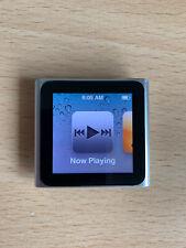 Apple iPod Nano 6th generazione 8GB-Argento