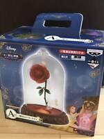 Ichiban kuji Disney Princess Beauty and the Beast Magical Rose Light A Prize F/S