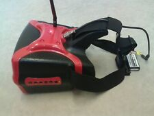 Headplay FPV Goggles 5.8GHz Battery HDMI / RC Racing Drone Quadcopter Fatshark