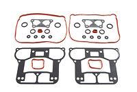 Harley Rocker Box Gasket Kit for XL Sportster 07 Up  V-Twin  15-0786 17036-08 X7