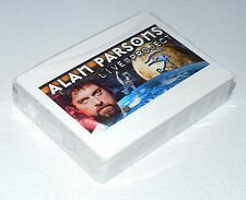 Alan Parsons Live Project Memorabilia: Sealed Deck Of Playing Cards W/Band Image