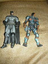 DC Multiverse DEATHSTROKE & BATMAN 7 Inch Action  Figures McFarlane