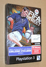 Fifa Street 4 EA Sports Steelbook Playstation 3 Xbox 360 / NO GAME / Size G1