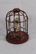 Pinocchio, 'I'll Never Lie Again...', DISNEY WDCC Figurine