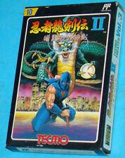 Ninja Gaiden 2 - Famicom Nintendo NES - JAP Japan
