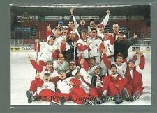 1992-93 Upper Deck #SP3 World Jr.Gold Medal (ref 61437)