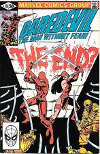 Daredevil Comic Book #175 Marvel Comics 1981 NEAR MINT