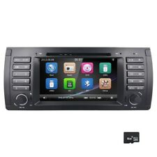 "7"" Car DVD Stereo Player GPS For BMW 5er E39 X5 E53 M5 DVR/DVB-T iPod 3G 7161TA"