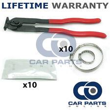Coche Atv se adapta a 99% de los vehículos Cv Arranque abrazaderas X10 Grasa X10 & Ear alicates