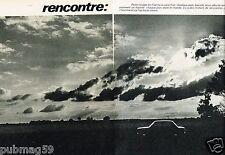 Publicité advertising 1970 (2 pages) Fiat 500 et Fiat 125