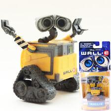 """WALL-E DISNEY PIXAR/ ROBOT 6 CM ARTICULADO- ROBOT WALLE  MOVABLE 2,3"""" IN BOX"""