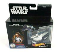 Hot Wheels Star Wars Starships ETA-2 Jedi Starfighter Commemorative Series