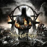 """DAWN OF ASHES """"GENOCIDE CHAPTERS"""" CD NEU"""