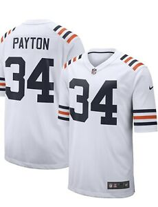 New Nike NFL Chicago Bears Walter Payton #34 Limited Jersey NEW with Tags Sz M