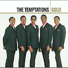 Gold - Temptations (2005, CD NUEVO)2 DISC SET