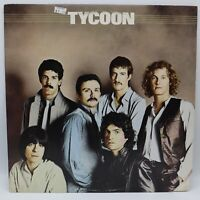 Tycoon Self Titled Vinyl Record LP 1978 Arista AB 4215 - Promo DJ Copy w/ Sleeve