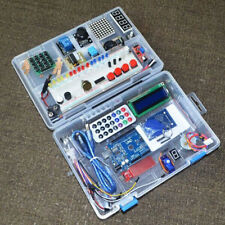 Ultimate Starter Learning Kit for Arduino UNO R3 LCD1602 With Retail Case Box