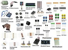 Arduino UNO R3 Starter Professional Level Basic Kit for small Projects B