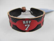 Portland Trail Blazers ROY 7 Leather Bracelet GameWear Official NBA Product NWT