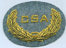 Civil War CSA South Confederate Uniform Army Hat Cap Rebel Dixie Badge Patch X V