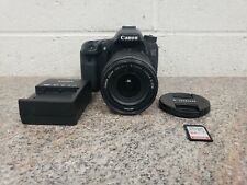 Canon EOS 70D 20.2MP Digital SLR Camera with EF-S 18-35 f/3.5-5.6 IS STM Lens