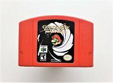 N64 Goldeneye 007 with Mario Characters Nintendo 64 Video Game Golden Eye (USA)