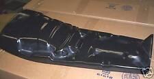 NEW 1976 YAMAHA YZ 125 BLACK SEAT BASE