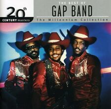 Gap Band - Millennium Collection-20th Century Masters (CD NEUF)