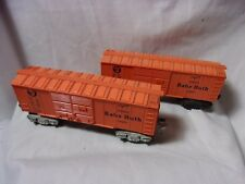 Lionel Trains Baby Ruth Candy Box Car