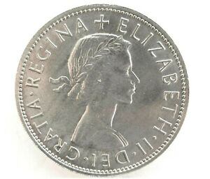 1953 - 1967 ELIZ II  HALFCROWN CHOOSE YOUR DATE  FOR YOUR COIN FREE UK POSTAGE