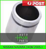 Fits NISSAN NAVARA D40M Brake Caliper Cylinder Piston (Front) Brakes