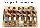Low-pass filters for HF Amateur Transceiver LPF .9 bands. 13.8V.Assembled unit
