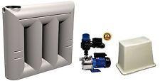"Water Tanks 2000 litre Super Slimline Builders Package ""Fully Certified"""