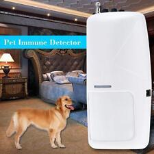 433 MHz 10KG Pet Immune Motion PIR Detector Sensor With for Security Alarm 1GD2
